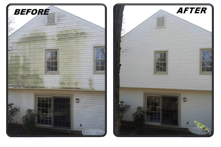 Power Washing Pressure Washing Services In Rockville Md